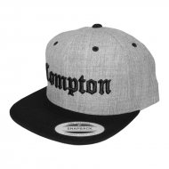 Compton Snapback (heather grey)