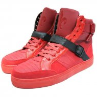 Criminal Damage - Tower High Top Schuh red/black (SALE)...