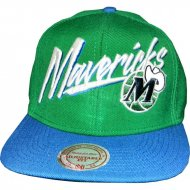 Dallas Mavericks Snapback Vice Script | NBA | Mitchell &...