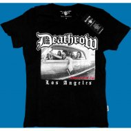 Deathrow Shirt Chicas schwarz