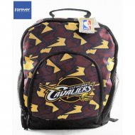Forever Collectibles NBA Camouflage Back Pack CAVALIERS