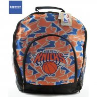 Forever Collectibles NBA Camouflage Back Pack KNICKS