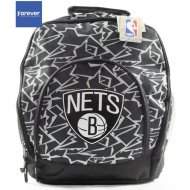 Forever Collectibles NBA Camouflage Back Pack NETS
