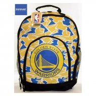 Forever Collectibles NBA Camouflage Back Pack WARRIORS