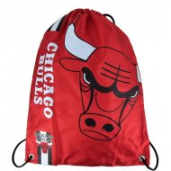 Forever Collectibles NBA Cropped Logo Gym Bag BULLS
