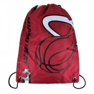 Forever Collectibles NBA Cropped Logo Gym Bag HEAT