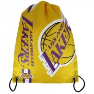 Forever Collectibles NBA Cropped Logo Gym Bag LAKERS