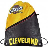 Forever Collectibles NBA Diagonal Zip Drawstring Bag C....