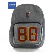 Forever Collectibles NBA Established Back Pack HEAT