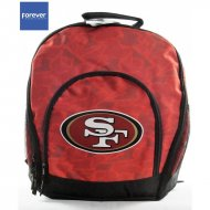 Forever Collectibles NFL Camouflage Back Pack 49ERS