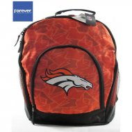 Forever Collectibles NFL Camouflage Back Pack BRONCOS