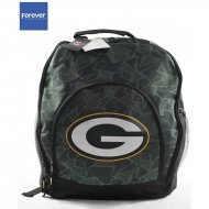 Forever Collectibles NFL Camouflage Back Pack PACKERS