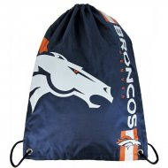 Forever Collectibles NFL Cropped Logo Gym Bag BRONCOS
