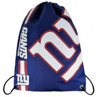 Forever Collectibles NFL Cropped Logo Gym Bag GIANTS