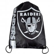 Forever Collectibles NFL Cropped Logo Gym Bag RAIDERS
