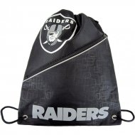 Forever Collectibles NFL Diagonal Zip Drawstring Bag O....