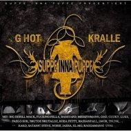 G-Hot & Kralle - Suppe Inna Puppe (CD)