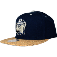 Georgia Bulldogs Snapback Logo Cork | NCAA | Mitchell...