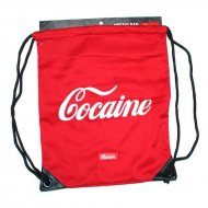 Kream Cocaine Gym Bag