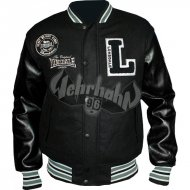 Lonsdale Baseball Jacket Oxford