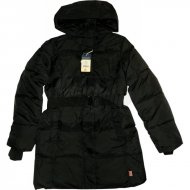 Lonsdale Ladies Hooded Padded Coat FRANNY