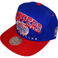 Los Angeles Clippers Snapback Arch Logo | NBA | Mitchell...
