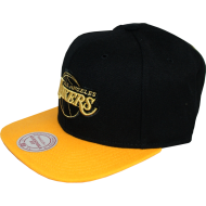 Los Angeles Lakers Strapback Baroque | NBA | Mitchell...