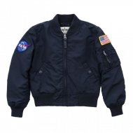 MA-1 TT NASA KIDS I rep. blue
