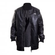 Maskulin Long Leather Jacket (SALE)