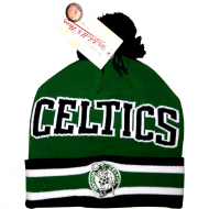 Mitchell & Ness - Boston Celtics Beanie green/black/white