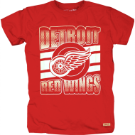 Mitchell & Ness - Detroit Red Wings Assist 2 Shirt rot