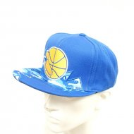 Mitchell & Ness NBA Snapback Golden State Warriors...