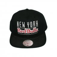 Mitchell & Ness Snapback New York Red Bulls