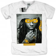 Phoenix Clothing - Flashy Michelangelo T-Shirt weiß