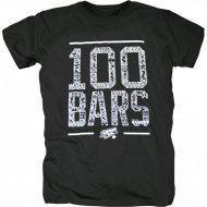 Summer Cem - 100BARS T-Shirt schwarz