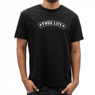 Thug Life T-Shirt Richking in schwarz