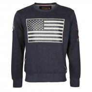 Top Gun Sweater Game navy
