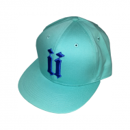 Ünkut - Snapback Cap Basic mint (SALE)