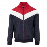 Urban Classic Arrow Trainingsjacke navy/red/white