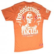 Yakuza Premium T-Shirt YPS 2119 orange