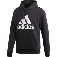 adidas Badge of Sports Hoodie schwarz