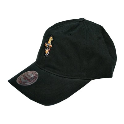 Mitchell & Ness Curved Cap Miami Heat Team Mascot Slouch