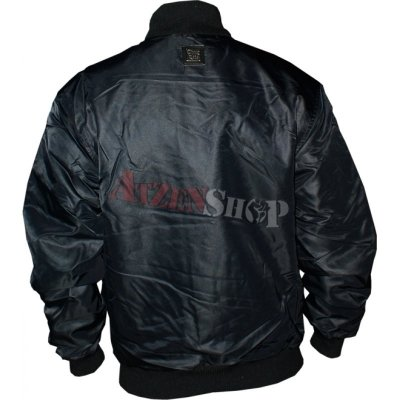 Thug Life Jacke - Old English Starter Jacket schwarz