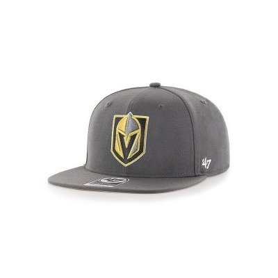 47 brand NHL Vegas Golden Knights No Shot 47 Captain Snapback Cap