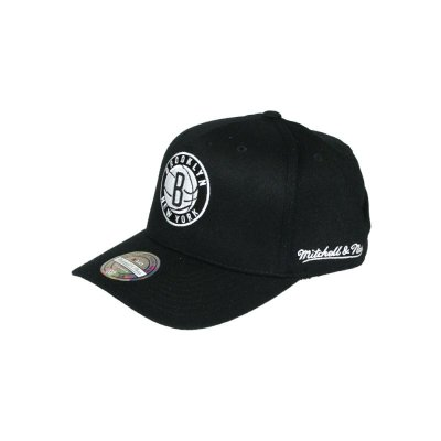 Mitchell & Ness Curved 110 Cap Brooklyn Nets Eazy