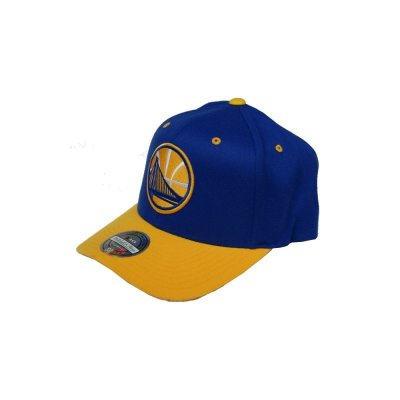 Mitchell & Ness Curved 110 Snapback 2 Tone Team Logo Golden State Warriors | NBA