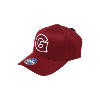 Mitchell & Ness Curved 110 Snapback Georgetown Hoyas The Burgundy | NCAA