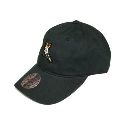 Mitchell & Ness Curved Cap San Antonio Spurs Team Mascot Slouch