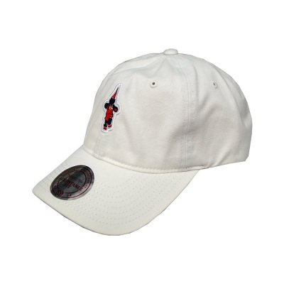 Mitchell & Ness Curved Cap Washington Wizards Team Mascot Slouch