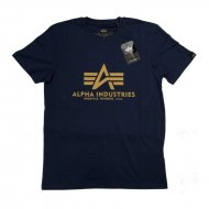 Alpha Industries Basic T-Shirt new navy